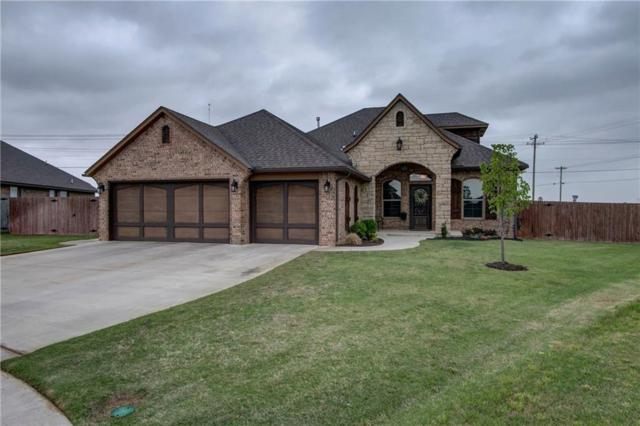2005 NE 27th Terrace, Moore, OK 73160 (MLS #863608) :: Homestead & Co