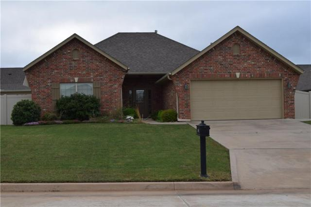 2016 Lantana Circle, Shawnee, OK 74804 (MLS #863621) :: Homestead & Co