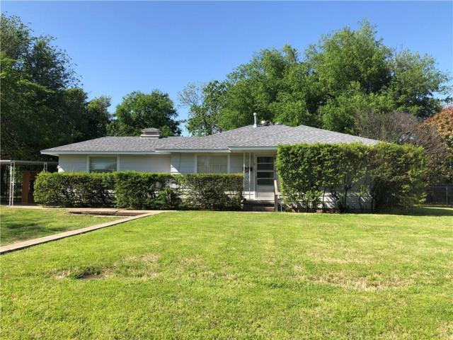 19 Birch Avenue, Yukon, OK 73099 (MLS #863623) :: Homestead & Co