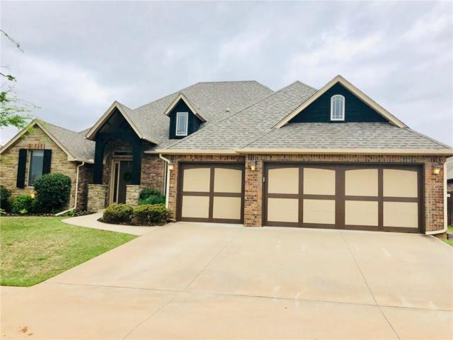 18501 Feliz Drive, Edmond, OK 73012 (MLS #863626) :: Homestead & Co