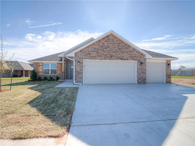 10408 Lightning Creek Drive, Yukon, OK 73099 (MLS #863635) :: Homestead & Co