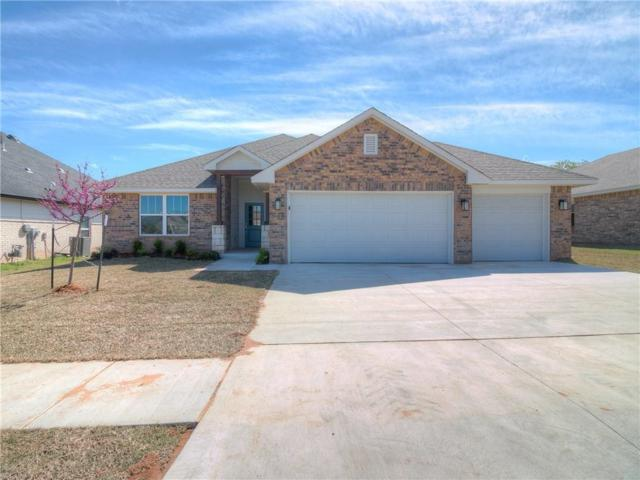 10304 Glover River Drive, Yukon, OK 73099 (MLS #863636) :: Homestead & Co