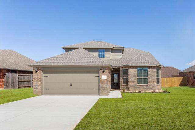 409 E Mobile Terrace, Mustang, OK 73064 (MLS #863651) :: Homestead & Co
