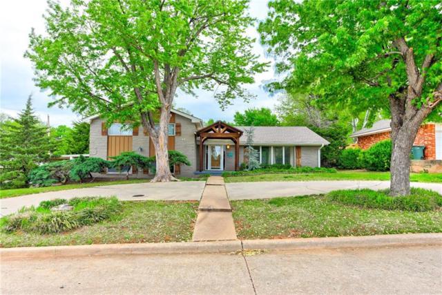 401 E 10th Street, Edmond, OK 73034 (MLS #863652) :: Homestead & Co