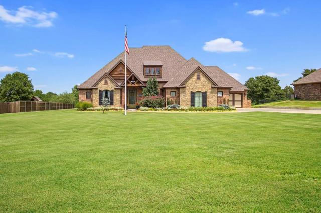 13897 E Reno Avenue, Choctaw, OK 73020 (MLS #863706) :: Homestead & Co