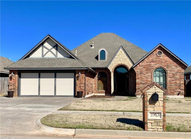 1913 SE 18th Street, Moore, OK 73160 (MLS #863721) :: Homestead & Co