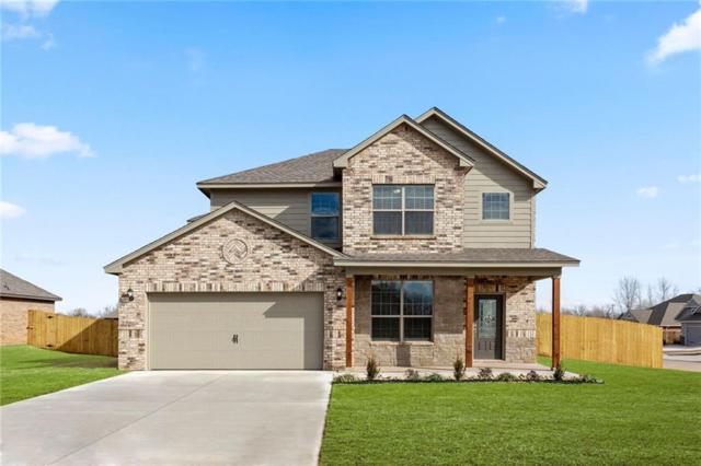 421 E Atlanta Terrace, Mustang, OK 73064 (MLS #863732) :: Homestead & Co