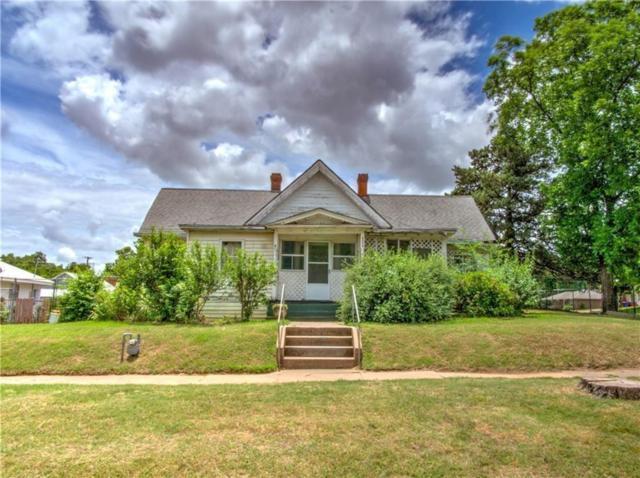1027 W Idaho Avenue, Chickasha, OK 73018 (MLS #863738) :: Denver Kitch Real Estate