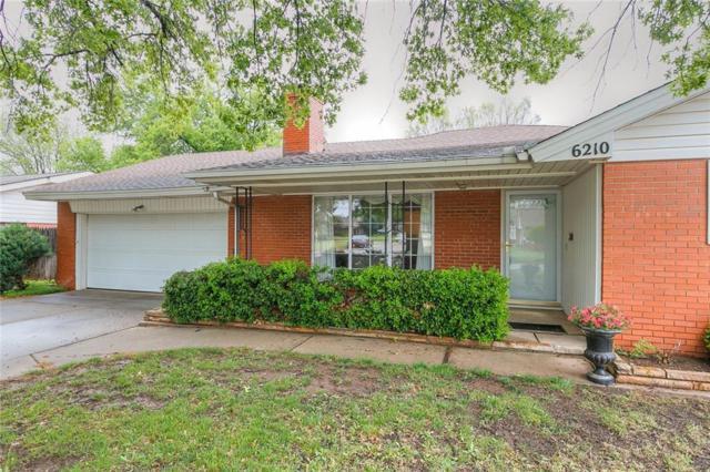 6210 N Tulsa Avenue, Oklahoma City, OK 73112 (MLS #863776) :: Erhardt Group at Keller Williams Mulinix OKC