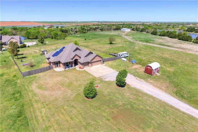 2811 Richland Nw Road, Piedmont, OK 73078 (MLS #863784) :: Homestead & Co