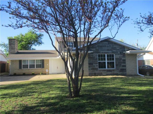 1112 NW 105th Street, Oklahoma City, OK 73114 (MLS #863953) :: KING Real Estate Group