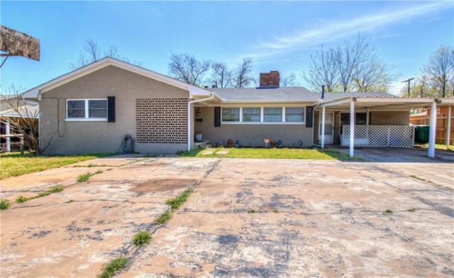 3228 NW 63rd Street, Oklahoma City, OK 73116 (MLS #863982) :: Homestead & Co
