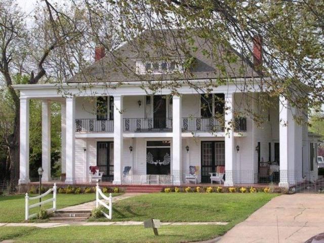 614 E Warner, Guthrie, OK 73044 (MLS #864048) :: Denver Kitch Real Estate