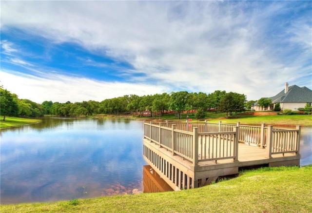 9401 Lake Way Run, Edmond, OK 73049 (MLS #864175) :: KING Real Estate Group