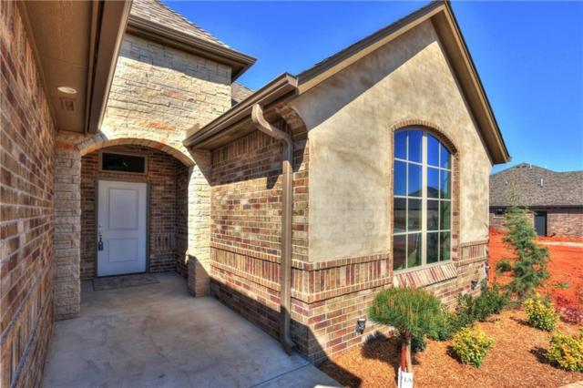 17505 NW Braken Drive, Edmond, OK 73012 (MLS #864192) :: Homestead & Co