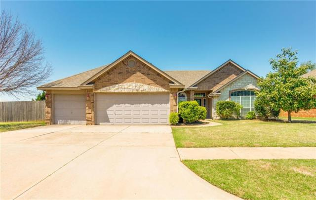 17001 Bridle Ridge Circle, Edmond, OK 73012 (MLS #864396) :: Homestead & Co