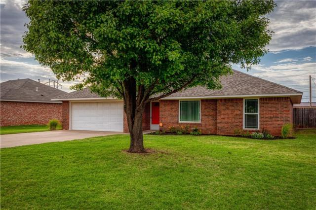 151 Carter Road, Elk City, OK 73644 (MLS #864433) :: Homestead & Co
