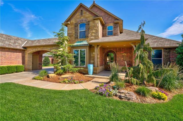 7605 NW 133rd Place, Oklahoma City, OK 73142 (MLS #864445) :: Homestead & Co