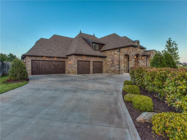 17100 Whimbrel Lane, Edmond, OK 73012 (MLS #864453) :: Homestead & Co