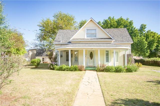 117 W 6th Street, Cordell, OK 73632 (MLS #864686) :: Denver Kitch Real Estate