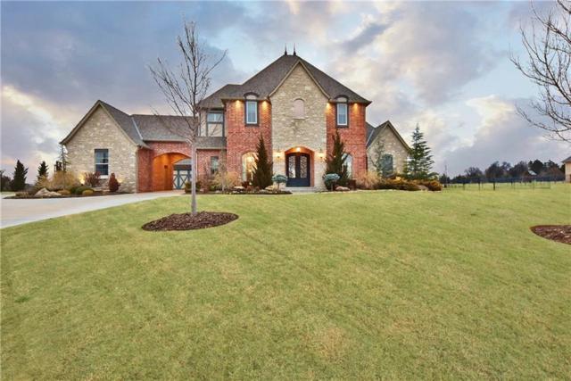 2459 La Belle Rue, Edmond, OK 73034 (MLS #864757) :: KING Real Estate Group