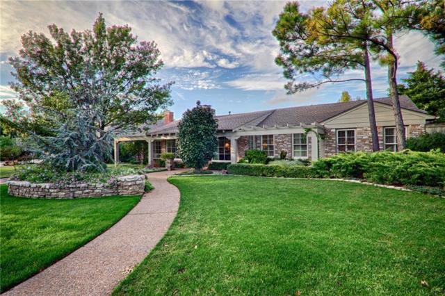 1721 Dorchester Drive, Nichols Hills, OK 73120 (MLS #865029) :: Denver Kitch Real Estate