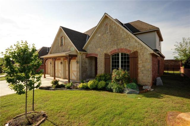 5800 Hardwick Lane, Edmond, OK 73034 (MLS #865099) :: Homestead & Co