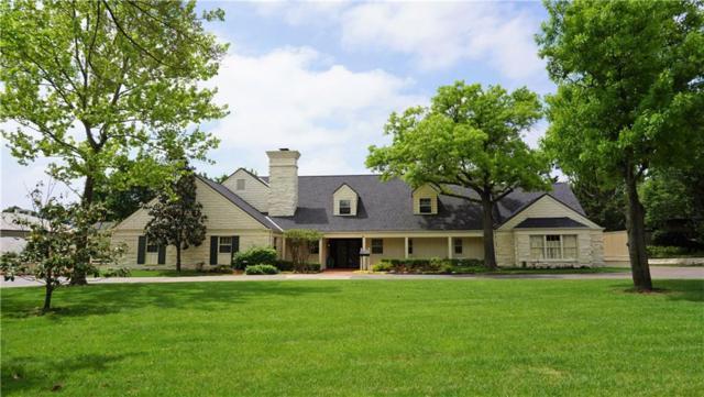 1500 Dorchester Drive, Nichols Hills, OK 73120 (MLS #865171) :: Denver Kitch Real Estate