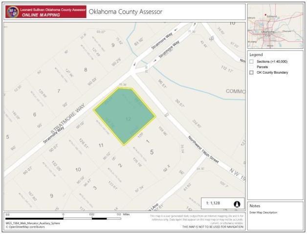 19640 Stratmore Way, Edmond, OK 73012 (MLS #865195) :: KING Real Estate Group
