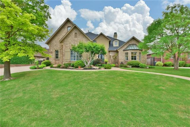 17208 Hawks Ridge Lane, Edmond, OK 73012 (MLS #865243) :: Homestead & Co