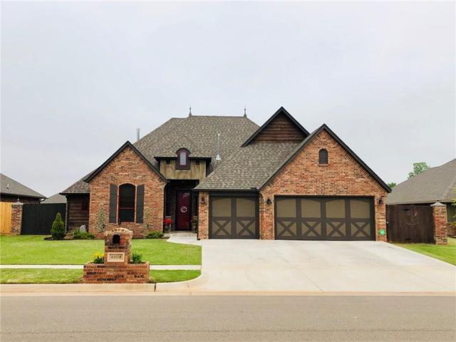 4608 Kentucky Ridge Drive, Mustang, OK 73064 (MLS #865268) :: KING Real Estate Group