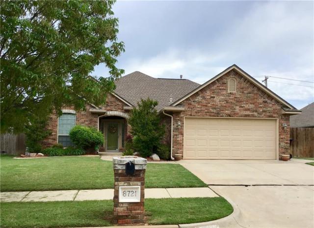 8721 NW 114th Street, Oklahoma City, OK 73162 (MLS #865334) :: Homestead & Co