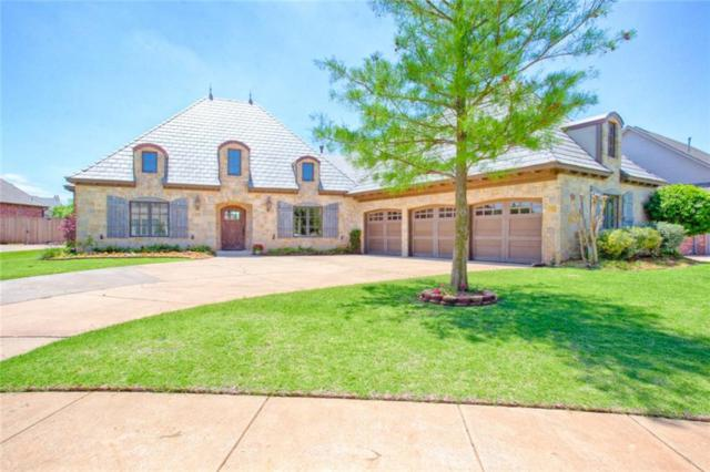 3424 NW 173rd Street, Edmond, OK 73012 (MLS #865446) :: Homestead & Co