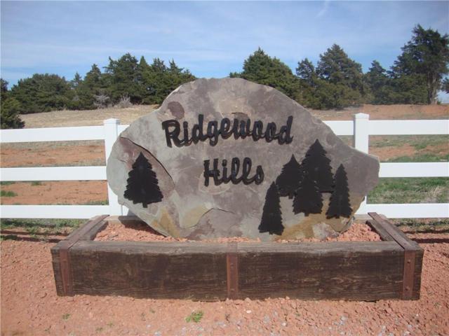 11 Rhett Road West, Weatherford, OK 73096 (MLS #865452) :: Keller Williams Realty Elite