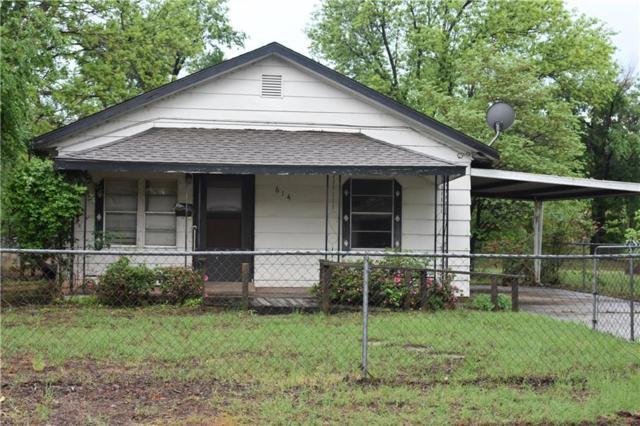 614 E Virginia Avenue, Anadarko, OK 73005 (MLS #865462) :: Homestead & Co