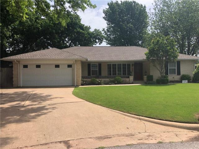 9504 S Trafalgar Drive, Oklahoma City, OK 73139 (MLS #865507) :: KING Real Estate Group