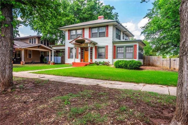 524 E Washington Avenue, Guthrie, OK 73044 (MLS #865528) :: Denver Kitch Real Estate