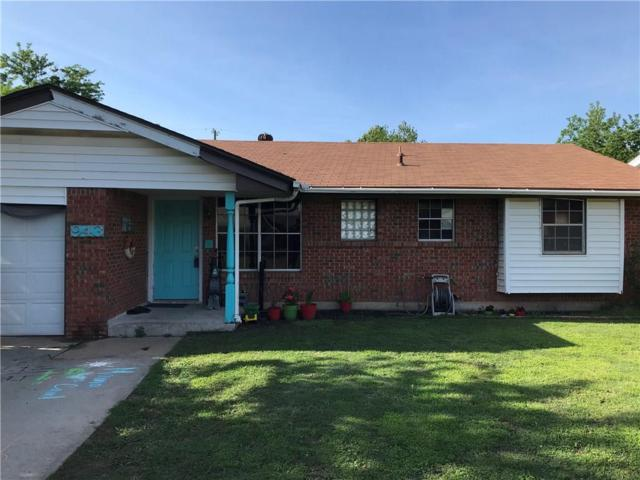 943 NW 2nd Street, Moore, OK 73160 (MLS #865622) :: KING Real Estate Group