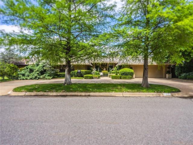 2901 Elmhurst Avenue, Oklahoma City, OK 73120 (MLS #865645) :: Homestead & Co