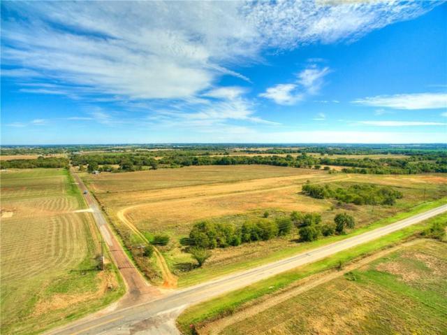 Highway 74 & Redbud Lane, Goldsby, OK 73093 (MLS #865813) :: Erhardt Group at Keller Williams Mulinix OKC