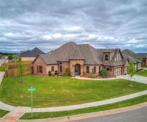 2117 Heavenly Drive, Edmond, OK 73012 (MLS #865895) :: KING Real Estate Group