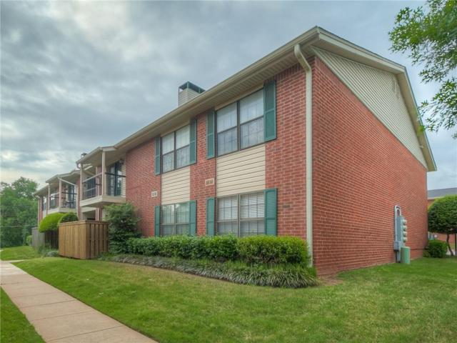 4400 S Hemingway Drive #235, Oklahoma City, OK 73118 (MLS #865924) :: Denver Kitch Real Estate