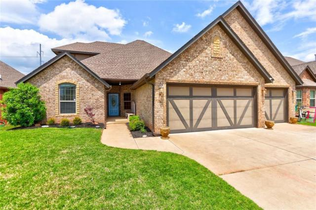 3217 NW 192nd Terrace, Edmond, OK 73012 (MLS #865986) :: Homestead & Co