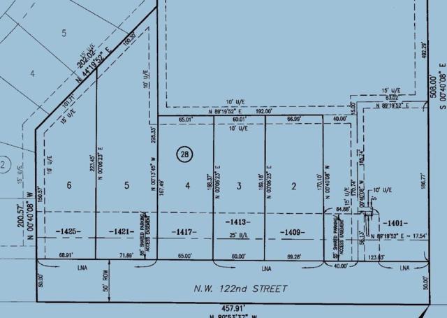 1421 NW 122 Street, Oklahoma City, OK 73120 (MLS #866005) :: Homestead & Co