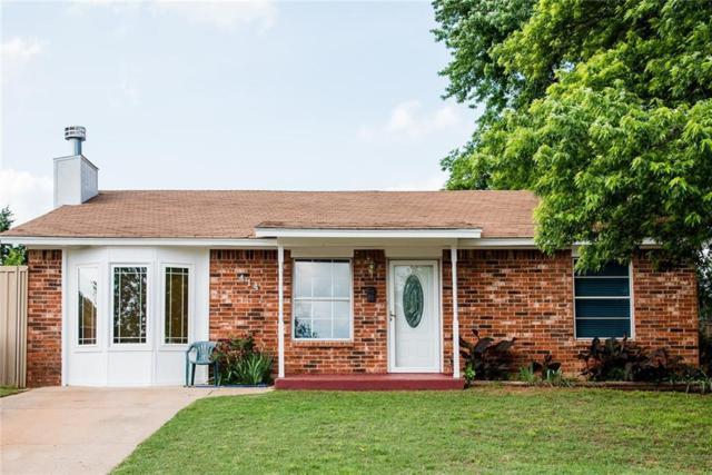 414 Francis, Lindsay, OK 73052 (MLS #866122) :: Homestead & Co
