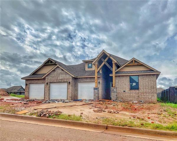 7200 NW 158th Street, Edmond, OK 73013 (MLS #866226) :: Homestead & Co