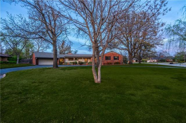 1616 Randel Road, Nichols Hills, OK 73116 (MLS #866246) :: Denver Kitch Real Estate