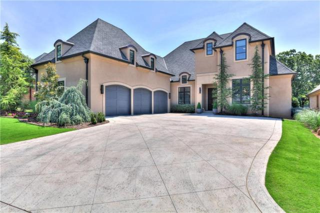 724 Legacy Drive, Edmond, OK 73025 (MLS #866251) :: KING Real Estate Group