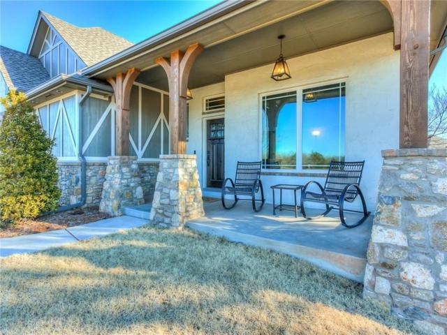 3008 Fallbrook Avenue, Edmond, OK 73012 (MLS #866269) :: Homestead & Co