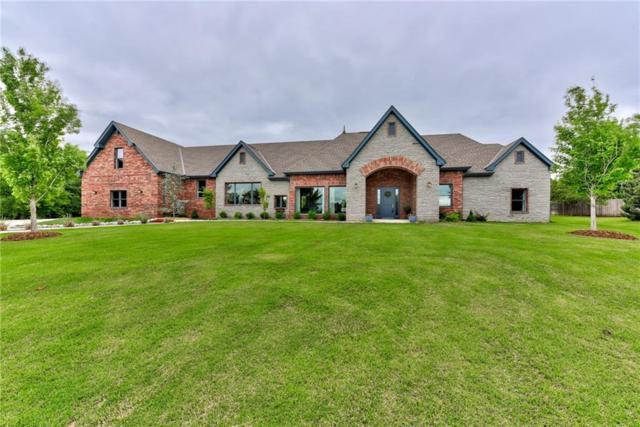 700 Heavenfield Drive, Edmond, OK 73034 (MLS #866298) :: Homestead & Co